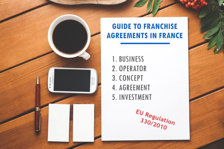 Guide to Franchise Agreements in France